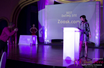 Kelly Steckelberg of Zoosk Winner of Best Dating Site at the 7th annual iDate Awards Ceremony