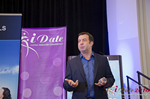 Kevin Hayes Ad Sales American Target Network on Television and Radio Advertising Options for Dating Businesses at the January 25-27, 2016 Internet Dating Super Conference in Miami
