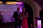 Svetlana Mukha of Diolli Winner of Best Matchmaker at the 2016 iDateAwards Ceremony in Miami held in Miami