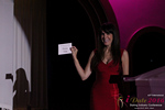Julie Spira Presenting the Best Mobile Dating App Award at the 2016 Miami iDate Awards