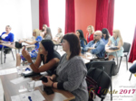 Audience at the July 19-21, 2017 International Romance Industry Conference in Misnk, Belarus