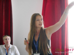 Svetlana Mukha at the July 19-21, 2017 International Romance Industry Conference in Misnk, Belarus
