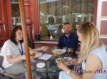 Lunch at the 48th iDate Premium International Dating & Dating Agency Negócio Trade Show